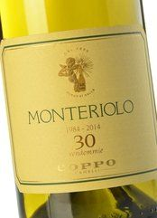 Coppo Chardonnay Monteriolo 2017