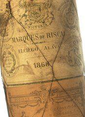Marqués de Riscal 1868 [BN]