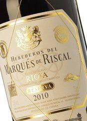 Marqués de Riscal Reserva 2014 (Magnum)