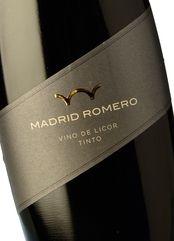 Madrid Romero Vino de Licor Tinto (50 cl.)