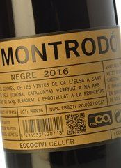 Montrodó Negre 2017