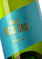 Maria Rigol Ordi Reserva 2015