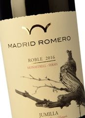 Madrid Romero Roble 2016