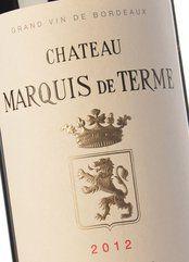Château Marquis de Terme 2016