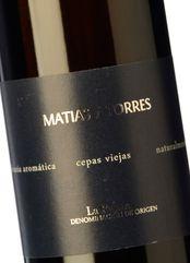 Matías y Torres Malvasia Dulce 2012
