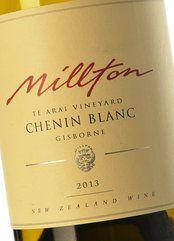 Millton Te Arai Chenin Blanc 2015