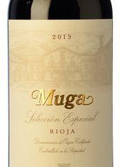 Muga Reserva Selección Especial 2015