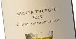 Girlan Müller Thurgau 2018