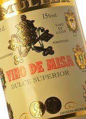 De Muller Vino de Misa 75 cl.