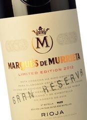 Marqués de Murrieta Gran Reserva 2012