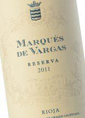 Marqués de Vargas Reserva 2011