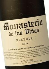 Monasterio de las Viñas Reserva 2014