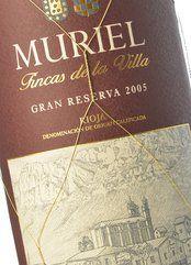 Muriel Fincas de la Villa Gran Reserva 2006