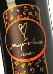 Vermut Myrrha Rojo