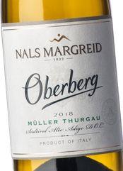 Nals Margreid Müller-Thurgau Oberberg 2018