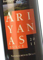 Ariyanas Naturalmente Dulce 2012 (50 cl.)