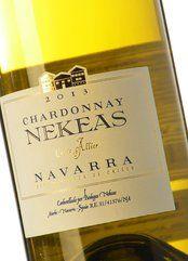 Nekeas Chardonnay Cuvée Allier 2014