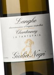 Giulia Negri Langhe Chardonnay La Tartufaia 2014