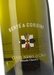 Bertè & Cordini Nero d'Oro Brut