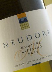 Neudorf Moutere Riesling Dry 2015