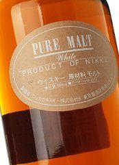 Nikka Pure Malt White
