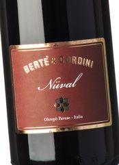 Bertè & Cordini Pinot Nero Nuval 2013