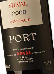 Noval Vintage Port Silval 2000
