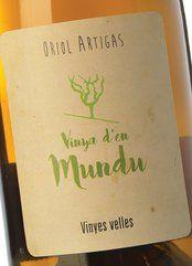 Oriol Artigas Vinya d'en Mundu 2015