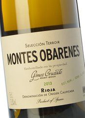 Montes Obarenes 2015