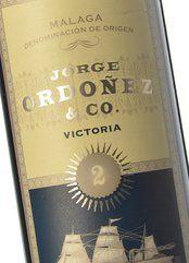 Jorge Ordóñez Nº 2 Victoria 2016 37.5cl