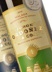 Jorge Ordóñez Nº 1 Selección Especial 2015 37.5cl