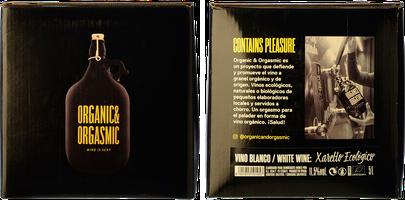 Organic & Orgasmic Blanco Eco (Bag in Box 5L)