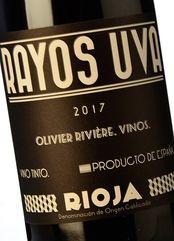 O. Rivière Rayos Uva 2017