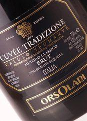 Orsolani Cuvée Tradizione Et. Nera 2010