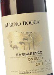 Albino Rocca Barbaresco Ovello Vigna Loreto 2017