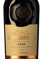 Osborne VORS Sherry PX Venerable