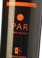 Par - Vino naranja
