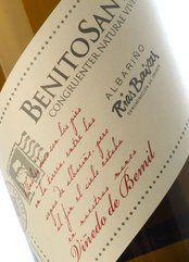 Benito Santos Viñedo de Bemil 2010