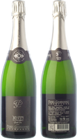 Penet-Chardonnet Millésime Grand Cru Extra Brut 2007