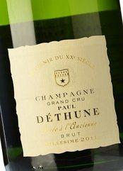 Paul Dethuné Cuvée L'Ancienne Gran Cru 2011