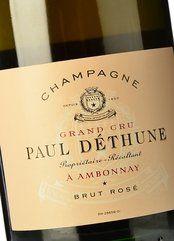 Paul Dethuné Rosé Brut Grand Cru
