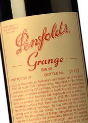 Penfolds Grange BIN 95 2013