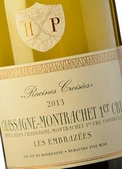 Henri Pion Chassagne-Montr. 1C Les Embrazées 2013