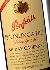 Penfolds Koonunga Hill Seventy Six 2017