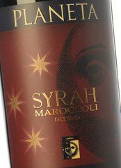 Planeta Maroccoli Syrah 2008