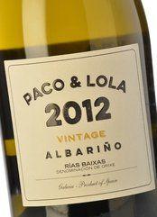 Paco & Lola Vintage 2013