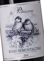 Le Potazzine Rosso di Montalcino 2016