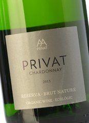 Privat Chardonnay Reserva Brut Nature 2015
