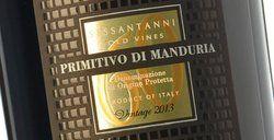 San Marzano Primitivo di Manduria Sessantanni 2015