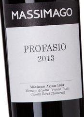 Massimago Valpolicella Superiore Profasio 2013